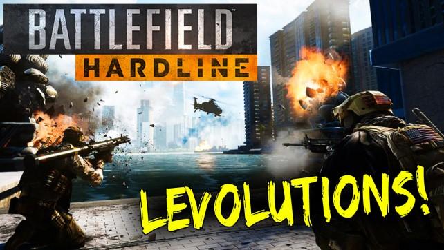 Battlefield Hardline Levolutions