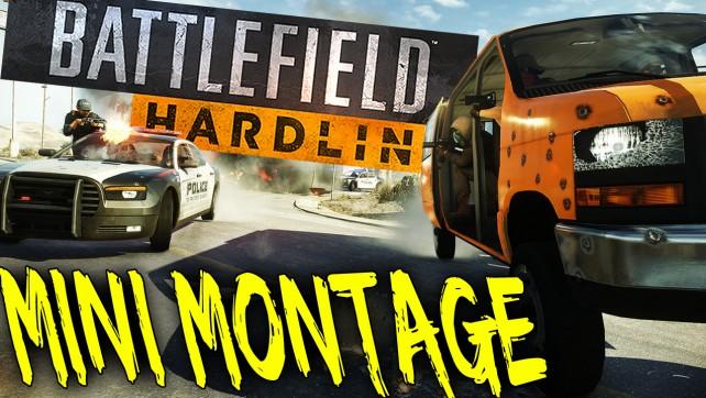 Battlefield Hardline Mini Montage