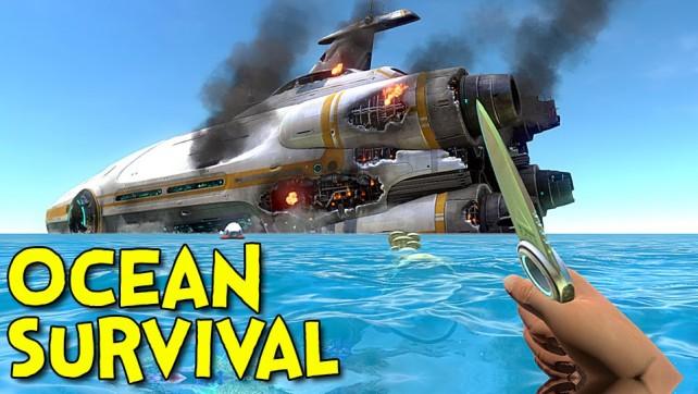 Subnautica Ocean Survival